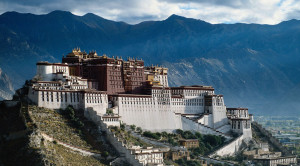 Palacio Potala Tibet