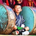 Festival en Gangtey