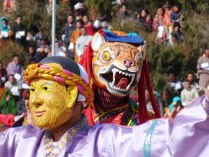 Festival de Dochula (Bután)